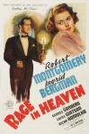 Rage in Heaven (1941)